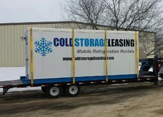 Portable Refrigeration Storage Cold Storage Refrigerated Storage Proudly serving many areas for your cold storage rentals cold storage needs ... & About - coldstorageleasing.com
